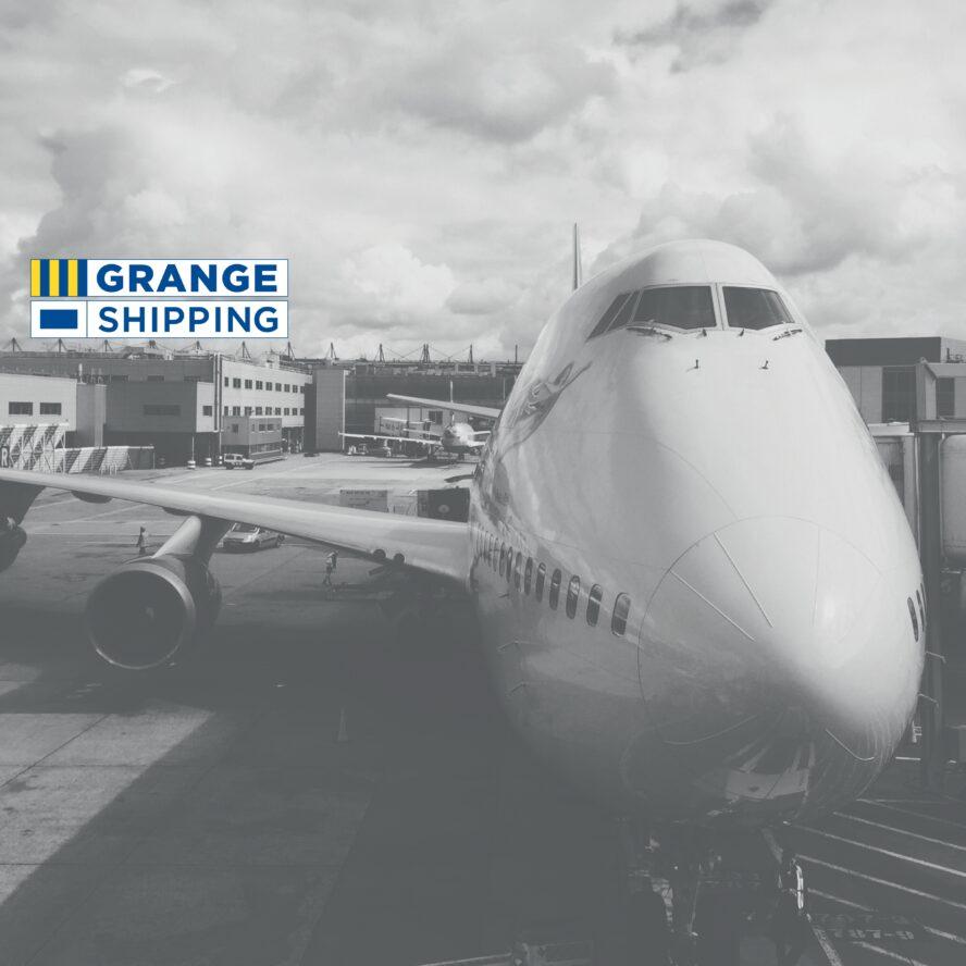 Grange Shipping Ltd